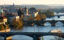 De velen bruggen van Praag