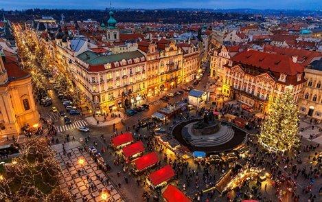 Ontdek het nachtleven van Praag
